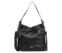 Jem Hobo Bag L Handtasche in schwarz