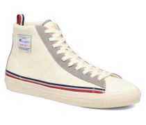 Mid Cut Shoe MERCURY MID CANVAS Sneaker in weiß
