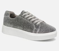 SNEAKER Sneaker in silber