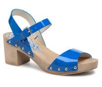 SOKCOLORS Sandalen in blau