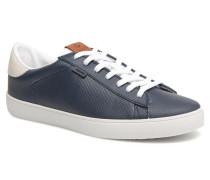 Deportivo Piel Mil Puntos Sneaker in blau