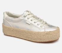 69492 Sneaker in silber