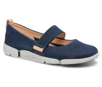 Tri Carrie Ballerinas in blau