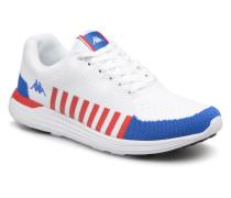 Kombat LA84 Knit Sneaker in weiß