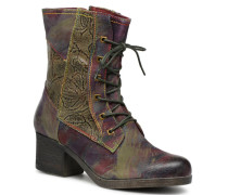 CINDY 05 Stiefeletten & Boots in lila