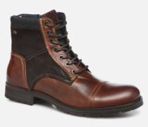 Jack & Jones JFWMARSHALL Stiefeletten Boots in braun