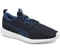 Carson 2 Nature Knit Sneaker in blau