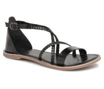 Divague Sandalen in schwarz