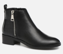 ONLBRIGHT STRUCTURE PU BOOTIE 15184292 Stiefeletten & Boots in schwarz