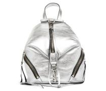 Convertible Mini Julian Backpack Rucksäcke für Taschen in silber