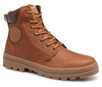 Pallabosse Sc Wp M Stiefeletten & Boots in braun