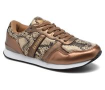Jemma Sneaker in goldinbronze