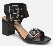 84759 Sandalen in schwarz