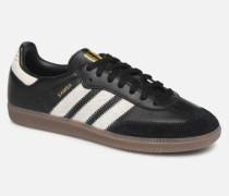 Samba Og Ft Sneaker in schwarz