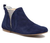 PATCHFLYBOAT Stiefeletten & Boots in blau
