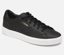 Adidas Sleek W Sneaker in schwarz