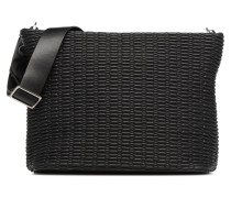 Iris Hobo Handtasche in schwarz