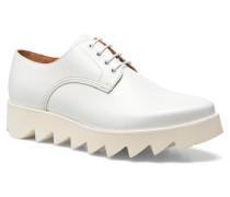 Nina 3 Schnürschuhe in weiß