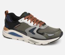 Verrado Brogen Sneaker in grau