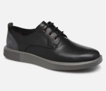Bill K100356 Schnürschuhe in schwarz