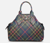 Medium Yasmine Handtasche in mehrfarbig
