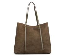 LENNOX TOTE LARGE Handtasche in grün