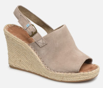 Monica Espadrilles in beige