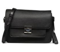 Farah Shoulder Bag Handtasche in schwarz
