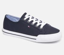 Tommy Essential Sneakers Sneaker in blau