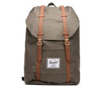 Retreat Rucksäcke für Taschen in grün