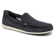 Bl4 Venetian Slipper in blau