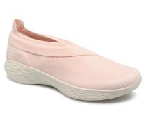 YouLuxe Sneaker in rosa