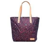FLASK Cabas Handtasche in lila