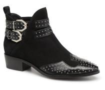 BTEXCHUNKYX Stiefeletten & Boots in schwarz