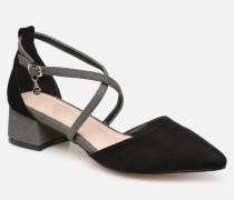 32094 Sandalen in schwarz