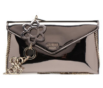 Spring Fling Crossbody Clutch Handtasche in silber