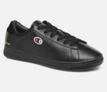 Court Club P M Sneaker in schwarz