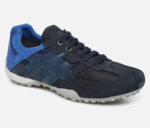 U SNAKE E U8207E Sneaker in blau
