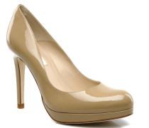 Sledge Pumps in beige