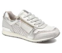 Anastasie Sneaker in silber