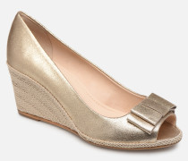 MAYANA2 Pumps in goldinbronze