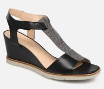 Wattana soft Sandalen in schwarz