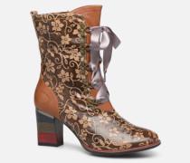 GECEKO 04 Stiefeletten & Boots in braun