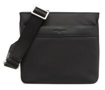 FENCE CROSSBODY PLAT Herrentasche in schwarz