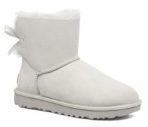 W Mini Bailey Bow II Stiefeletten & Boots in grau