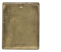 Big Etoile Porte iPad Portemonnaies & Clutches für Taschen in goldinbronze