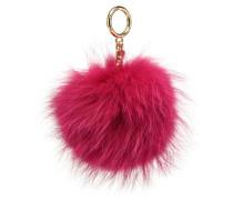 Porteclés CHARMS FUR LG POM Portemonnaies & Clutches für Taschen in rosa