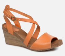 Spagnol Sandalen in orange