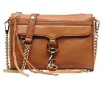 Mini MAC Handtasche in braun