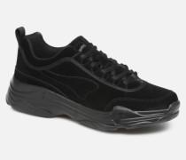 Gator C Sneaker in schwarz